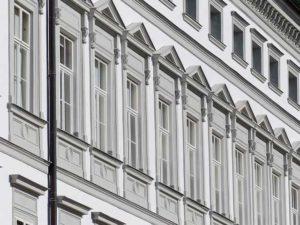исторический фасад здания