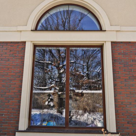 Отраженье в окне